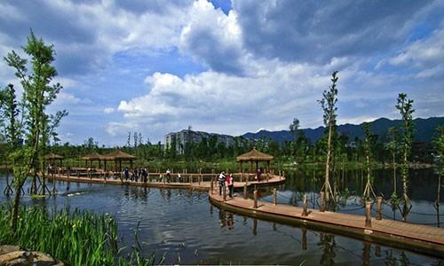 璧山湿地公园